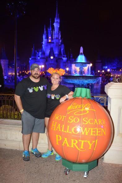 mickeys pumpkin