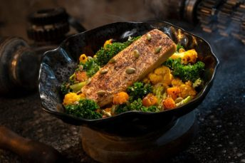 Star Wars: Galaxy's Edge – Oven-roasted Burra Fish