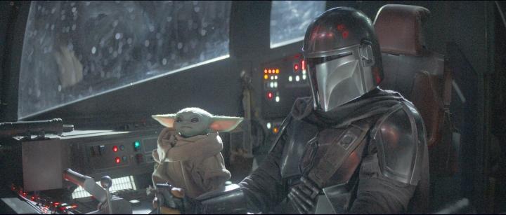 The MandalorianChapter 4 CR: Lucasfilm